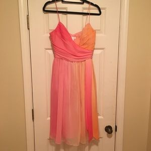 London Times Sherbet Dress